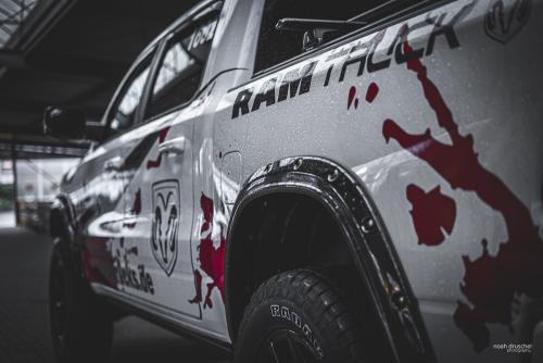 Larrys Truckshop - Folierung