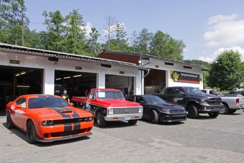 Larrys Truckshop - Customizing